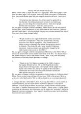 5 paragraph essay on japanese internment