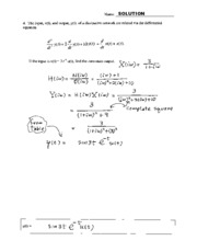 Fourier_Integral_Problems ECE 45