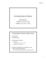 2-Contaminants of Interest student version.pdf