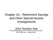 Chapter+10+-+Retirement+Savings (1)