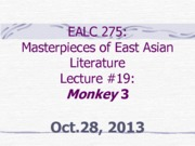 EALC 275_Lecture 19_Monkey 3