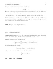 Fund Quantum Mechanics Lect & HW Solutions 89