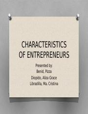 Chapter 4 - Characteristics of Entrepreneurs.pptx
