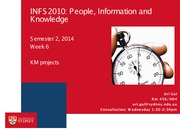 INFS2010 Lecture 6