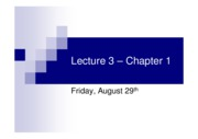 Lecture3__8211_Chapter1