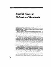 Topic 2 - Ethical Issues in Behavioral Research - Leary.pdf