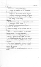 Introduction to Primates notes