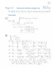 Chapter 22 - Homework Solutions