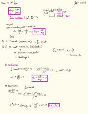 CHEM 437 Lecture 4 Notes