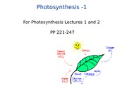 BB_LECTURE-15_Photosynthesis-1