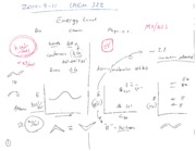 2014-09-11 CHEM 322 Lecture Notes