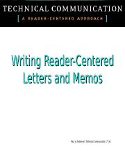 Ch23_Anderson_8Ed_Reader-Centered Letters (1).ppt