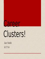 Career Clusters!.pptx