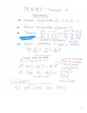 Tutorial 1 and tutorial 2A solutions Q2