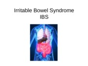 Irritable Bowel Syndrome [Autosaved]