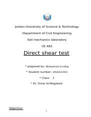Direct shear test.doc