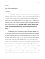sonnet analysis from the stereotypical perfection of a w 9 pages graduation project essay