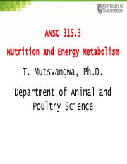 Lecture 1 - Nutrition and Energy Metabolism.pdf