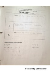 absolute value equation notes