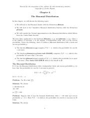 binomial geometr - Worksheet Binomial and Geometric ...