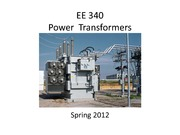 Power Transformers Review