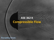 1. Introduction to Compressible Flow
