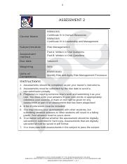 Risk Management 1_Assessment 2_v5.7.docx