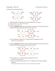 Composition Notes Solutions