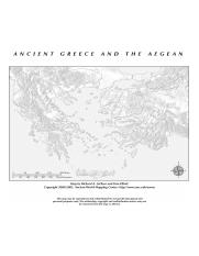 Ancient Italy - Blank Map.pdf - ANCIENT ITALY 5 50 100 150 200 Miles ...