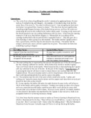 Lather and nothing else essay
