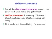 Notes04-Welfare