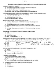manhattan_college_intro_micro_mid-term_exam_2_answer key_fall_2012