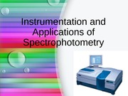 UV-vis-Instrumentation