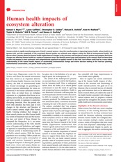 PNAS-2013-Human-health-impacts-of-ecosystem-alteration
