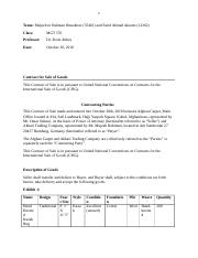 Contract for Sale of Goods Draft.docx