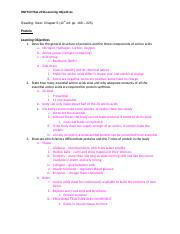 HNF LEARNING OBJECTIVES TEST 2.doc