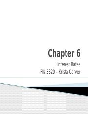 Chapter 6 PPT