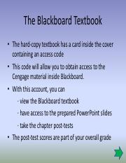 _3_ The Blackboard Textbook