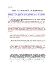 Week 11 - Chapter 13 - Review Questions.docx