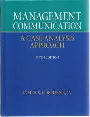110976878-Management-Communication-A-Case-Analysis-Approach-5th-Ed-James-S-O-Rourke-IV-Appendix-D-Pa