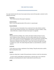 Literature Review Outline - LITERATURE REVIEW Literature reviews ...