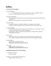 Political Science Test #2 Study Guide -2