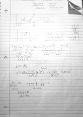 Notes on derivative tests