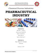 Pharmaceutical Industry.pdf