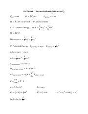 physics homework #41