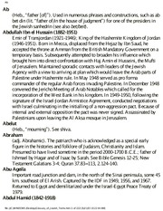 GLOSSARY_OF_JUDAISM