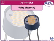 Using Electricity.ppt