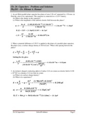 Ch26-Solved Problems-Winter 2015-2016 (Repaired)