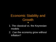 Lecture20--STABILITYANDGROWTH