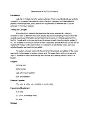tritration coursework Main principles of composing an acid base titration lab report with concrete   from specially designed services, just as you do with a maths coursework help.